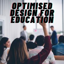 5 Ways To Optimise Education Space Design